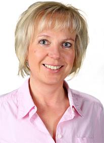 Hebamme Petra Marx aus Wuppertal
